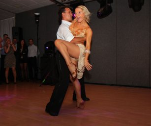 Taniec towarzyski, taniec w parach - Murowana Goślina